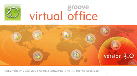 Groove Virtual Office, version 3.0